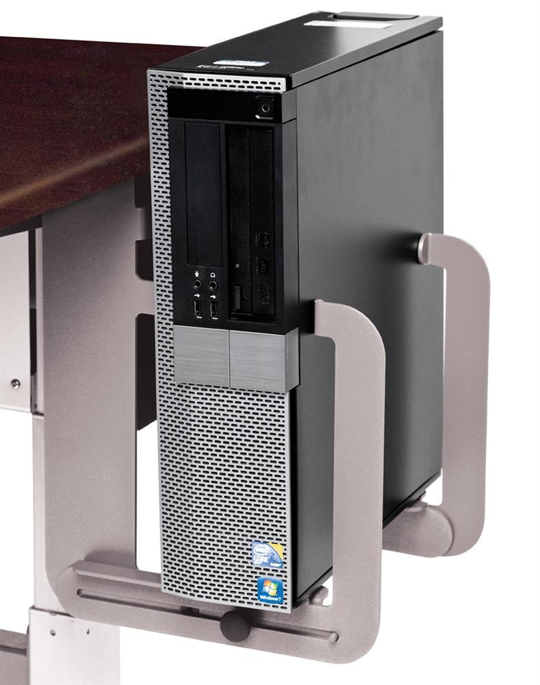 Ergotron Anthro CPU Holder Siderack STSR2GM