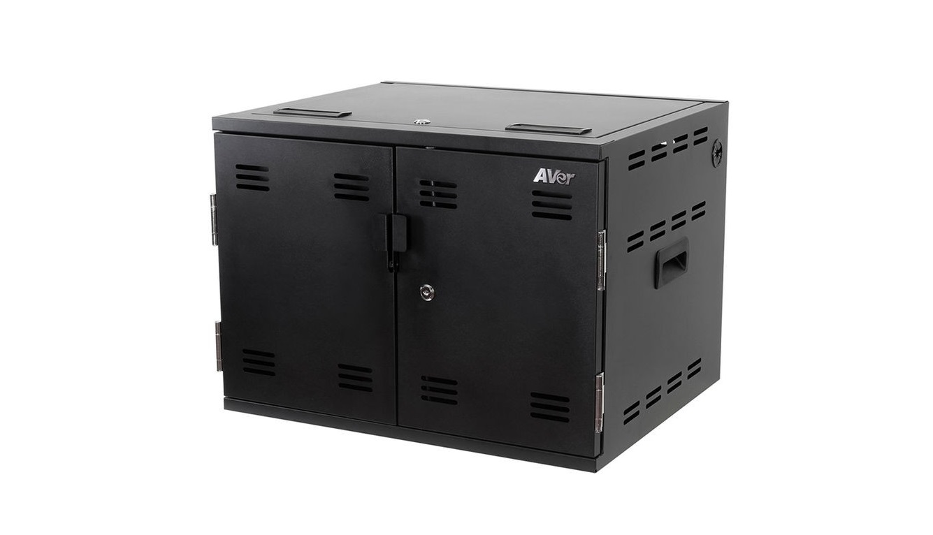AVer X12 12 Device Charge Cabinet CHRGEX012