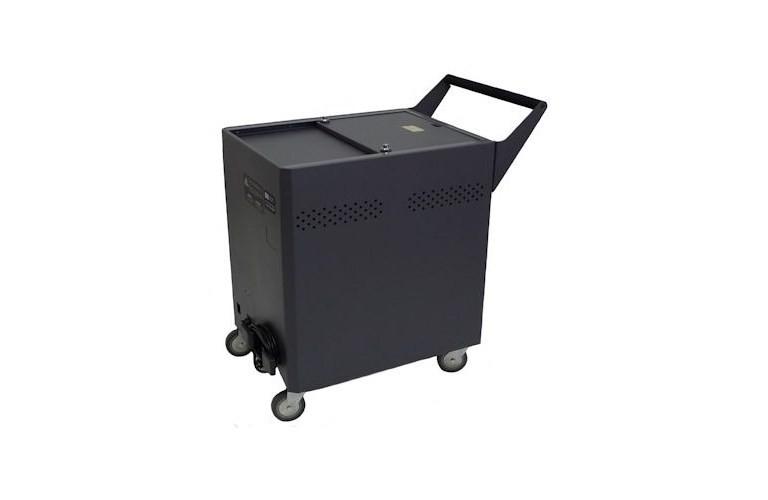 Datamation Charging Cart For 32 Chromebooks DS-GR-ST-S32-C