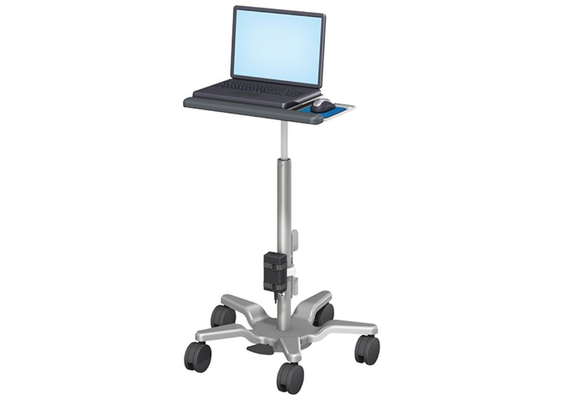 Gcx 3E-0004-01 Vhrs Series Variable Height Laptop Cart