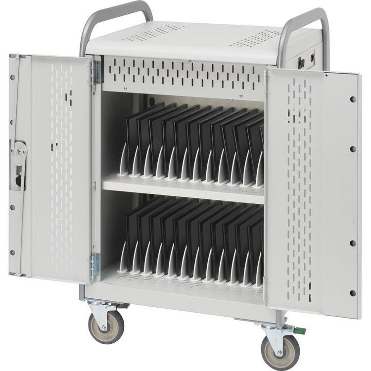 Bretford MDMTAB36BP-CTAL 36 Unit Tablet Cart