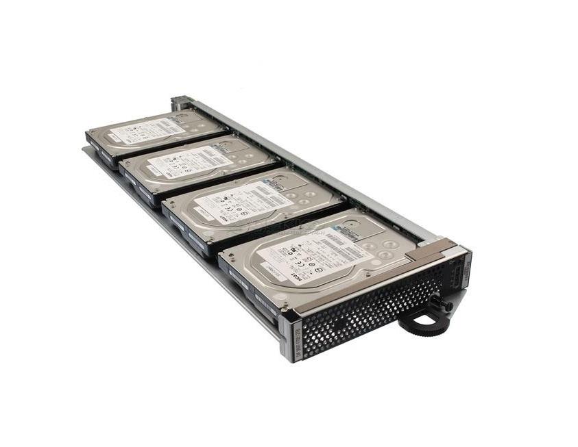 HP StoreServ 10000 4x2TB 6G 7.2K SAS 3.5 Hard Drive Magazine QW907A