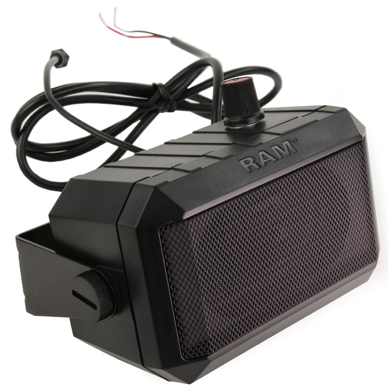 Ram Mount RAM-SPEAK-A01 Gds Audio Amplified Speaker