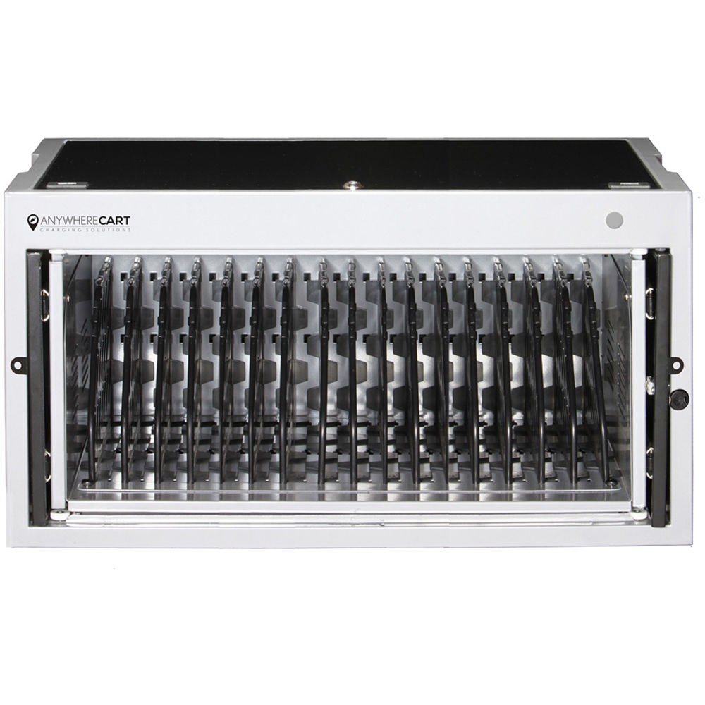 Anywhere Cart AC-MINI-16 16-Bay For Devices Up To 17 Charging Cabinet