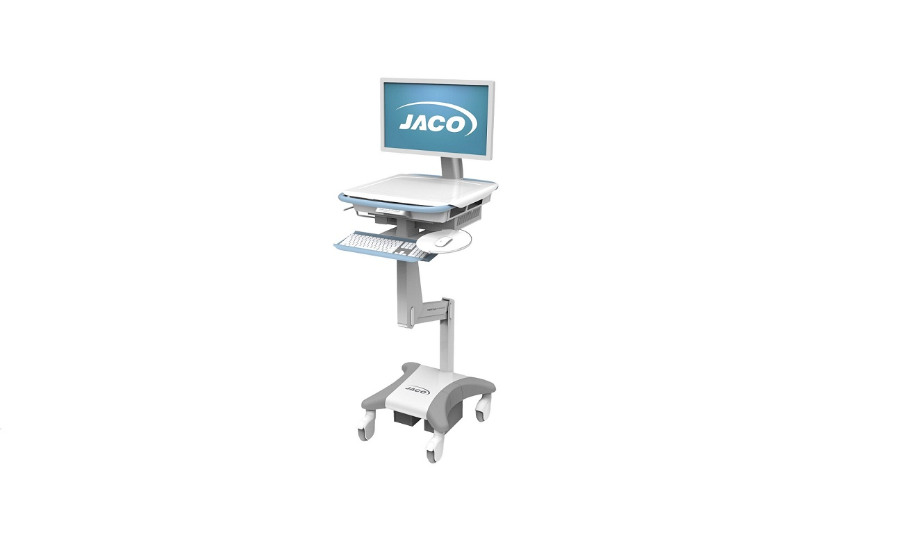 Jaco EVO-20 Cart For Lcds With Onboard L500 Life Power System EVO-20-L500
