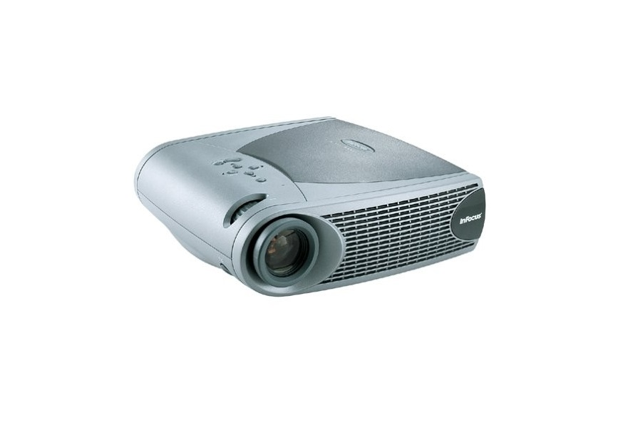 Infocus XGA 1024x768 1300 Lumens DLP Projector LP350
