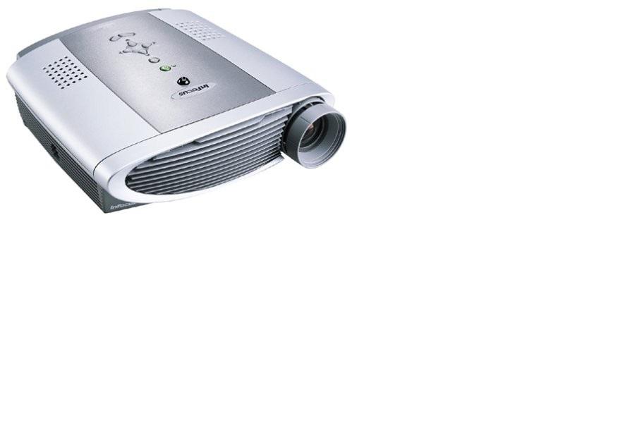 Infocus LP500 800x600 2000 Lumens DLP Projector LP500