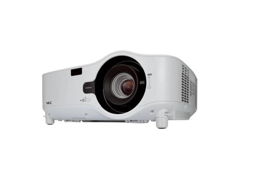 NEC Display 1080i 1024x768 XGA 3700 Lumens LCD Professional Projector NP1200