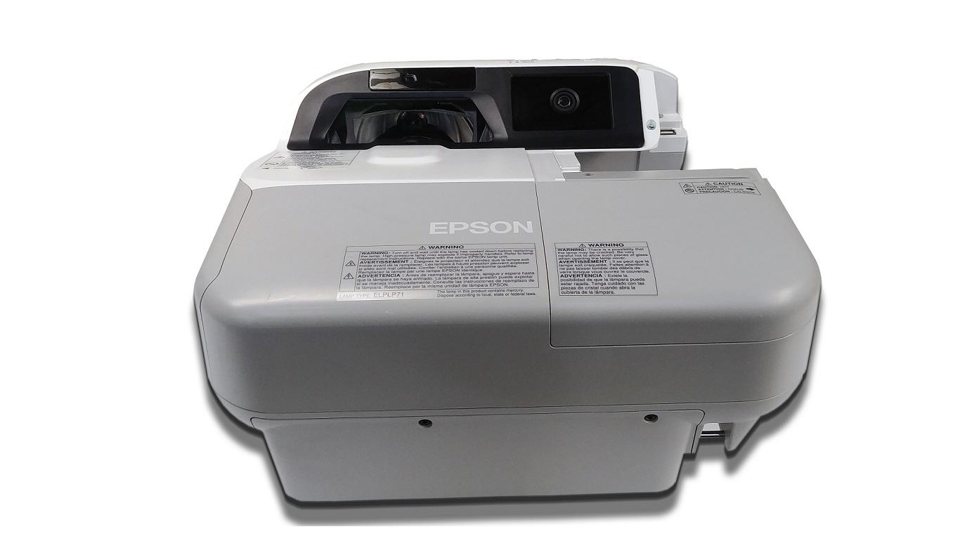 Epson Brightlink 485Wi 1280x800 WXGA Wi-Fi 3100 Lumens LCD Projector V11H452520W