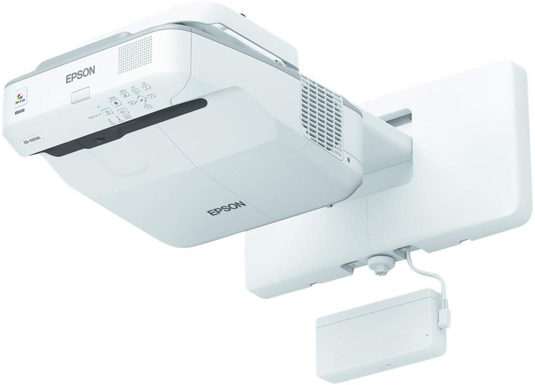 Epson Brightlink 695Wi WXGA 1280x800 3500 Lumens 3LCD Ultra Short-throw Projector V11H740522