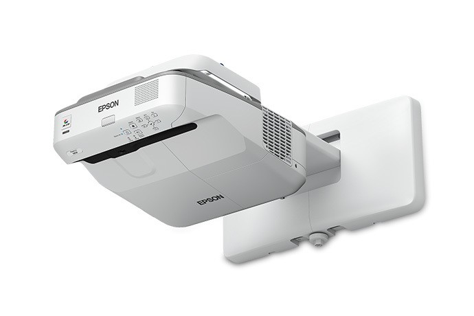 Epson PowerLite 685W WXGA 1280x800 3500 Lumens Ultra short-throw 3LCD Projector V11H744520