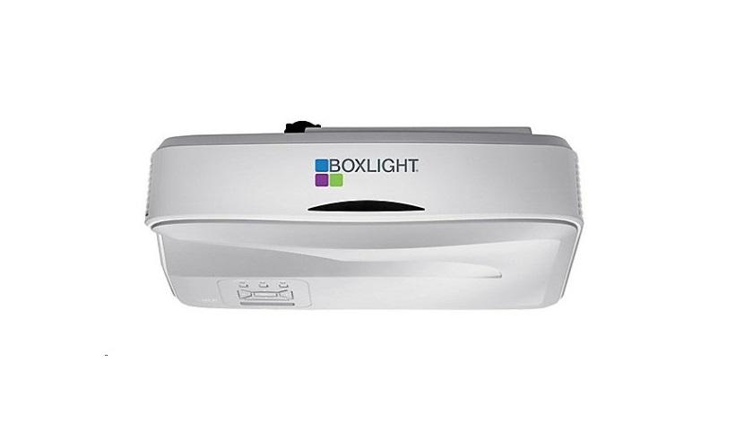 Mimio Boxlight P12 WXGA 1280x800 Ultra Short Throw Projector 4100 Lumens P12LTWHM