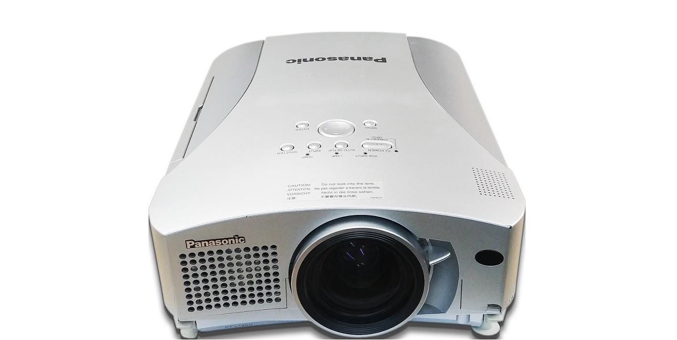 Panasonic L720U 1024x768 2200 Lumens Projector PT-L720U