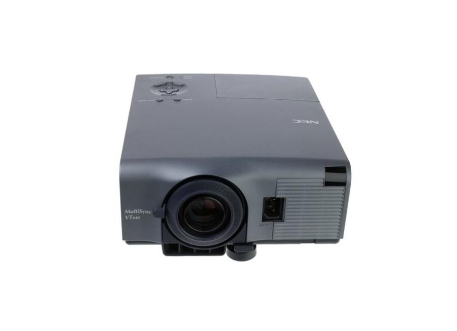 NEC MultiSync 800x600 1100 Lumens Lightweight LCD Projector VT440