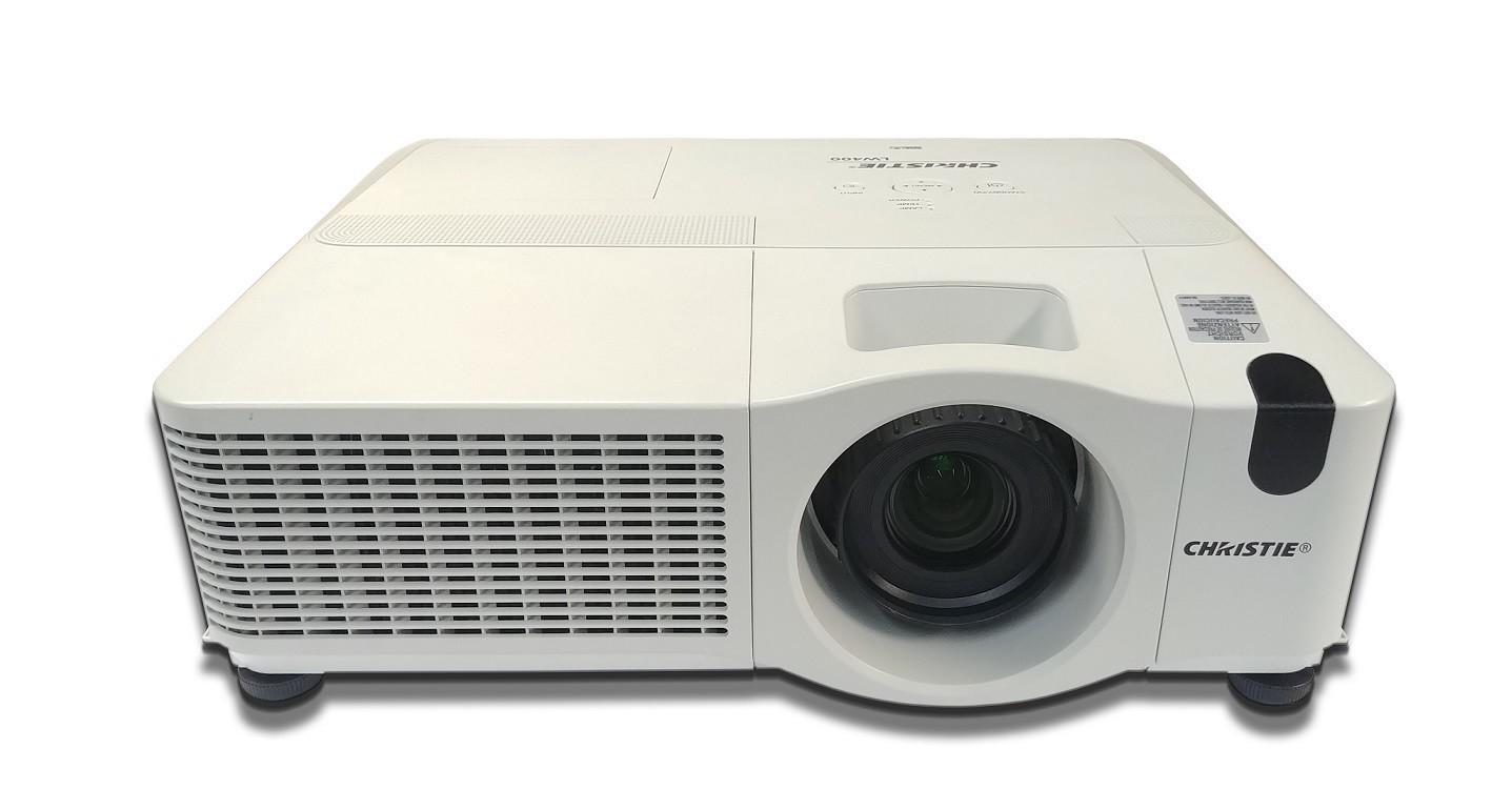 Christie WXGA 1280x800 4000 Lumens LCD Projector White 121-001102-XX LW400