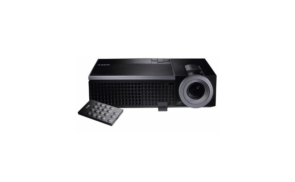 Dell 1280x800 WXGA 2500 Lumens DLP Projector Black 1609WX