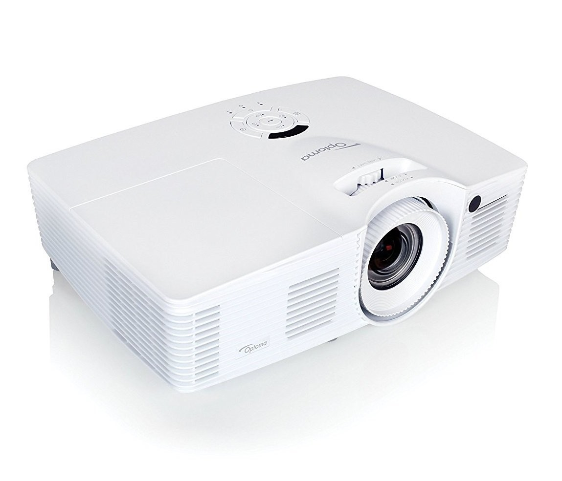 Optoma EH416 4200-Lumen Full HD 1080p VGA HDMI DLP Projector
