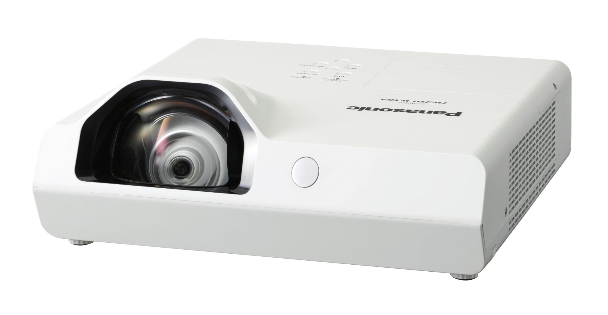 Panasonic PT-TW370U 3300-Lumen Wxga Short-Throw 3LCD Projector
