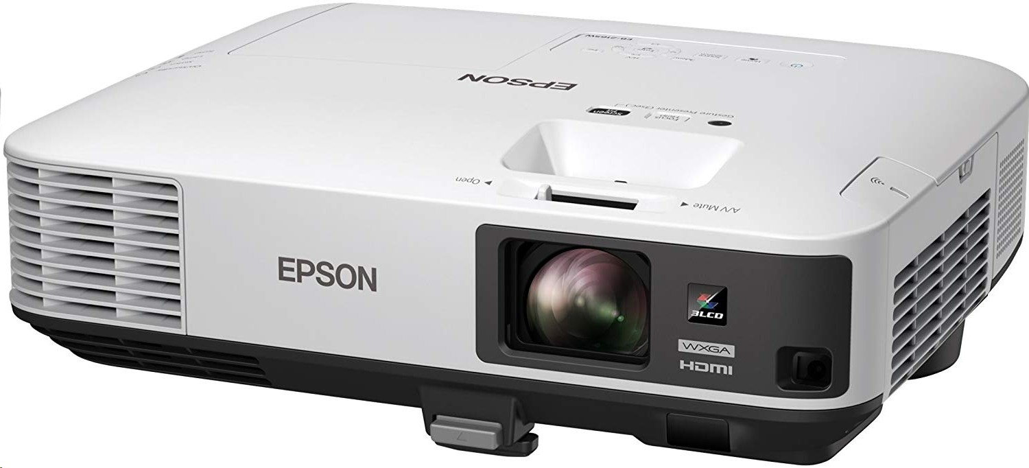 Epson Powerlite 2165W 5500 Lumens Wireless Wxga 3LCD Projector V11H817020
