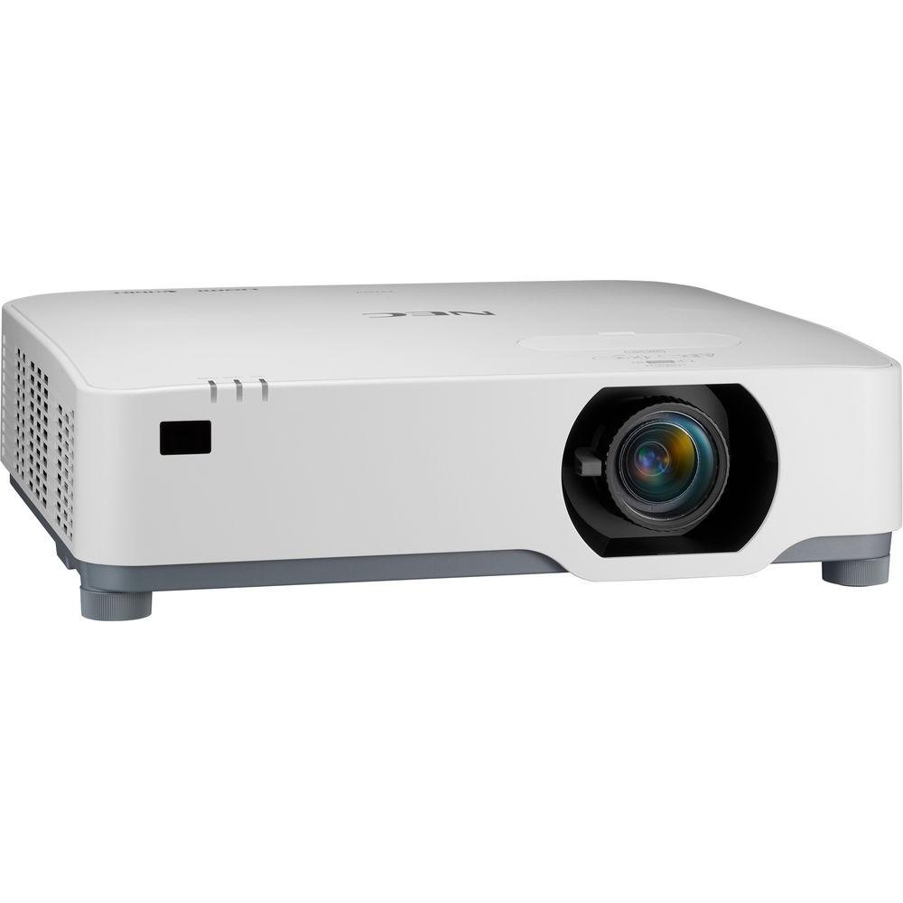 Nec Display NP-P525WL 5200-Lumen Wxga Hdmi Vga Lan Usb Laser Lcd Projector