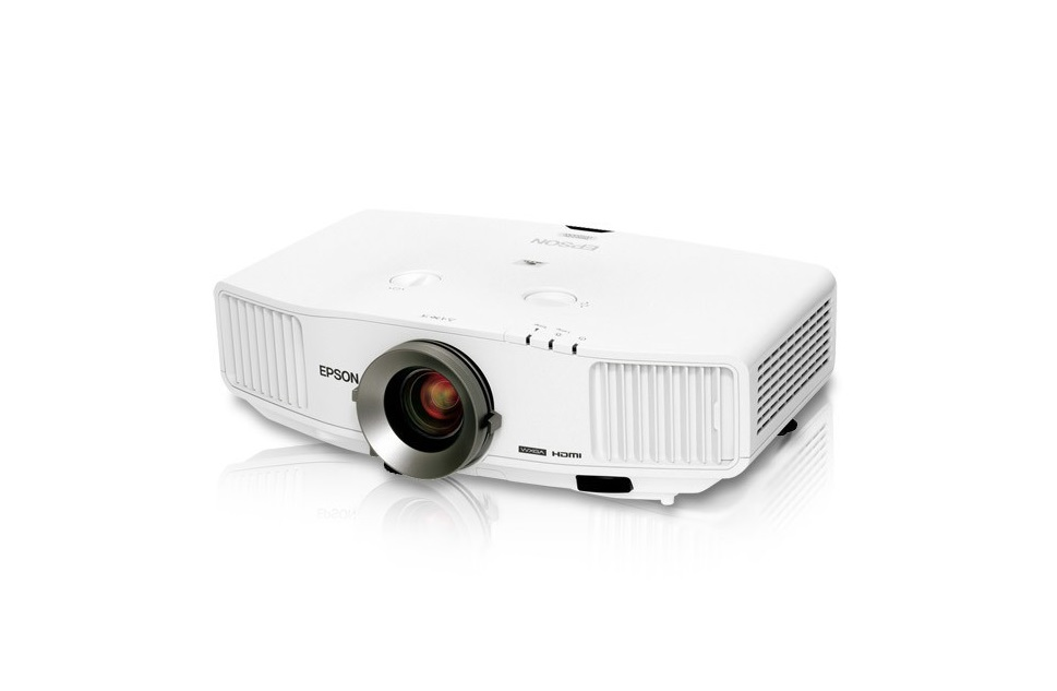 Epson Powerlite Pro G5200WNL 1280x800 Wxga 4200 Lumens Lcd Projector V11H298920