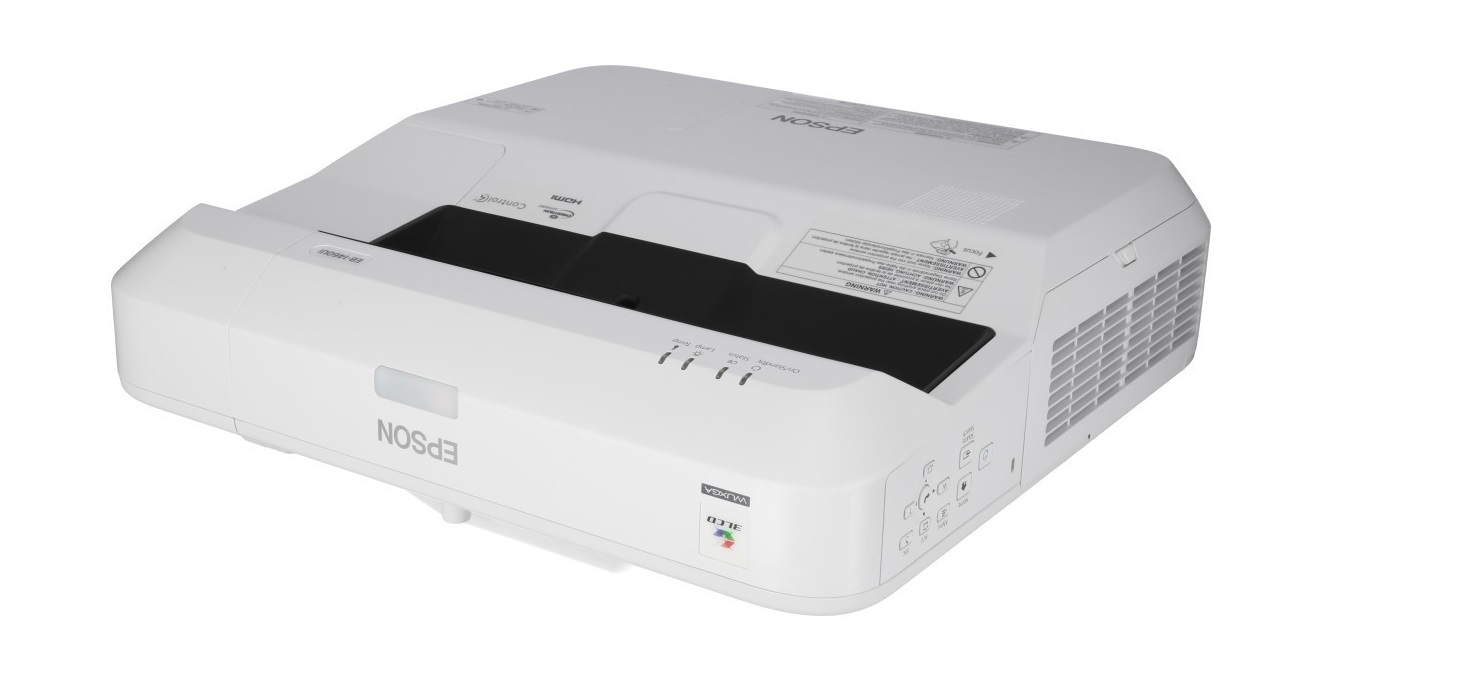 Epson Brightlink Pro 1460Ui Interactive 4400 Lumens Projector Only V11H726520