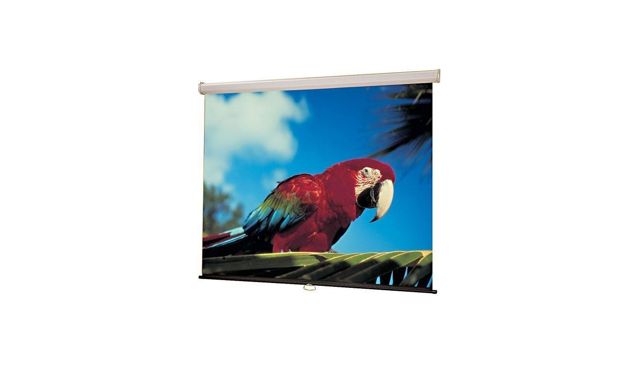92 Draper 207100 Luma 45 X 80 Manual Projection Screen