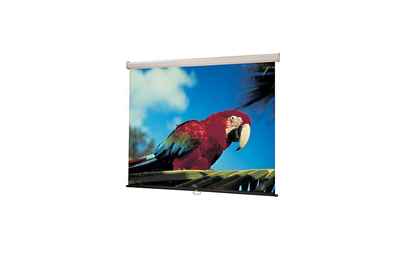120 Draper 207005 Luma Manual Projection Screen 72 X 96 207005