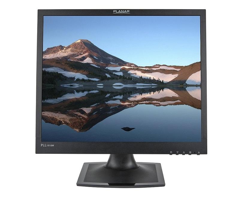 19 Planar PLL1910M 1280x1024 VGA DVI w/ Speakers Edge LED LCD Monitor Black 997-6958-00