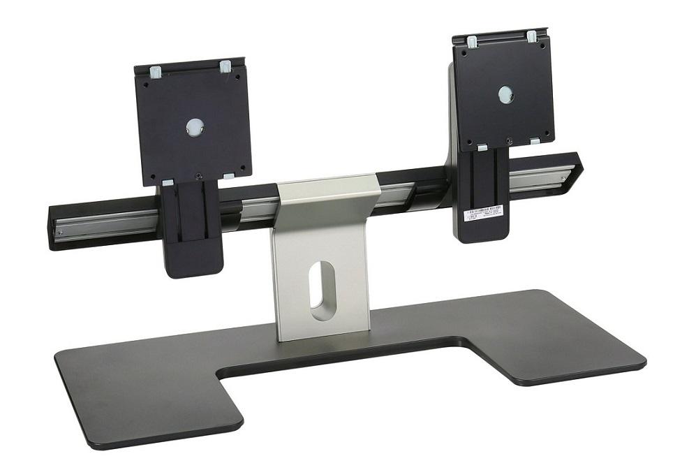 Dell MDS14 Dual Monitor Stand Up To 24 332-1236 469-3993 MDS14A