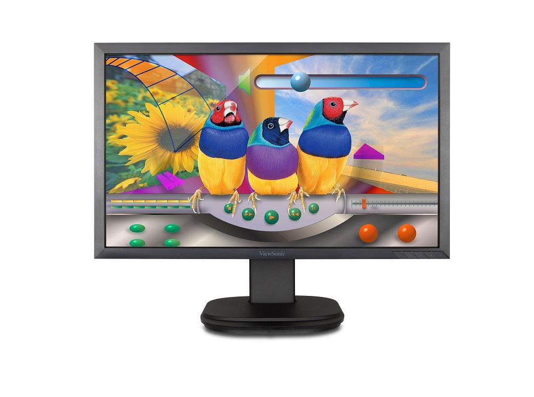 22 ViewSonic WideScreen FullHD 1080p HDMI VGA DVI USB Audio LED Monitor VG2239SMH
