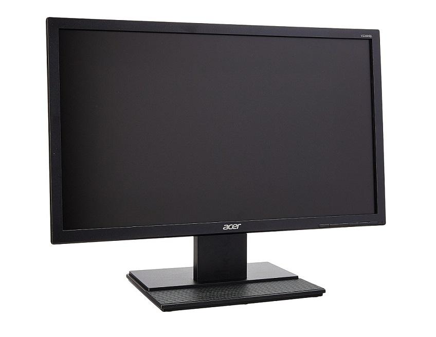 21.5 Acer V226HQL V6 Series WideScreen FullHD 1920x1080 VGA LED LCD Black Monitor UM.WV6AA.B01