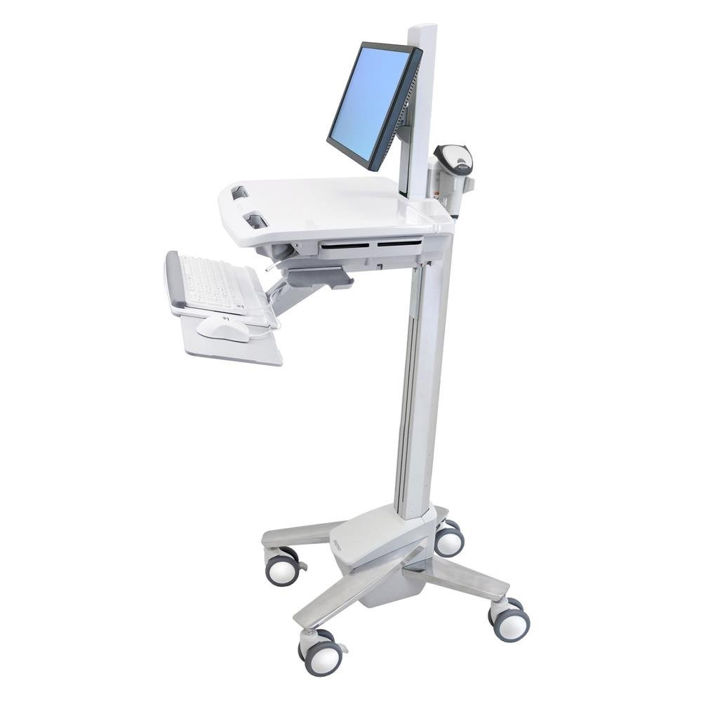 Ergotron SV40 Styleview Cart With LCD Pivot SV40-6300-0