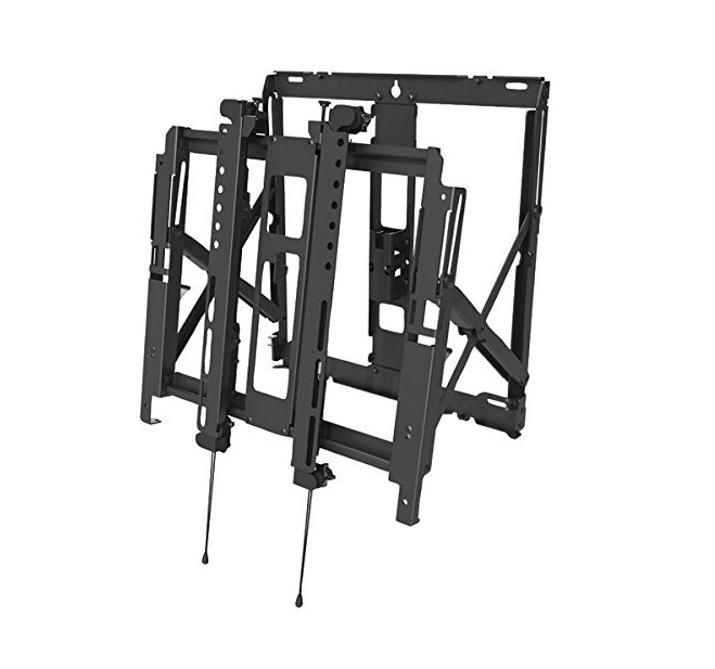 Peerless Full Service Thin Video Wall Mount With Quick Release DS-VW755S For 46 To 65 Displays