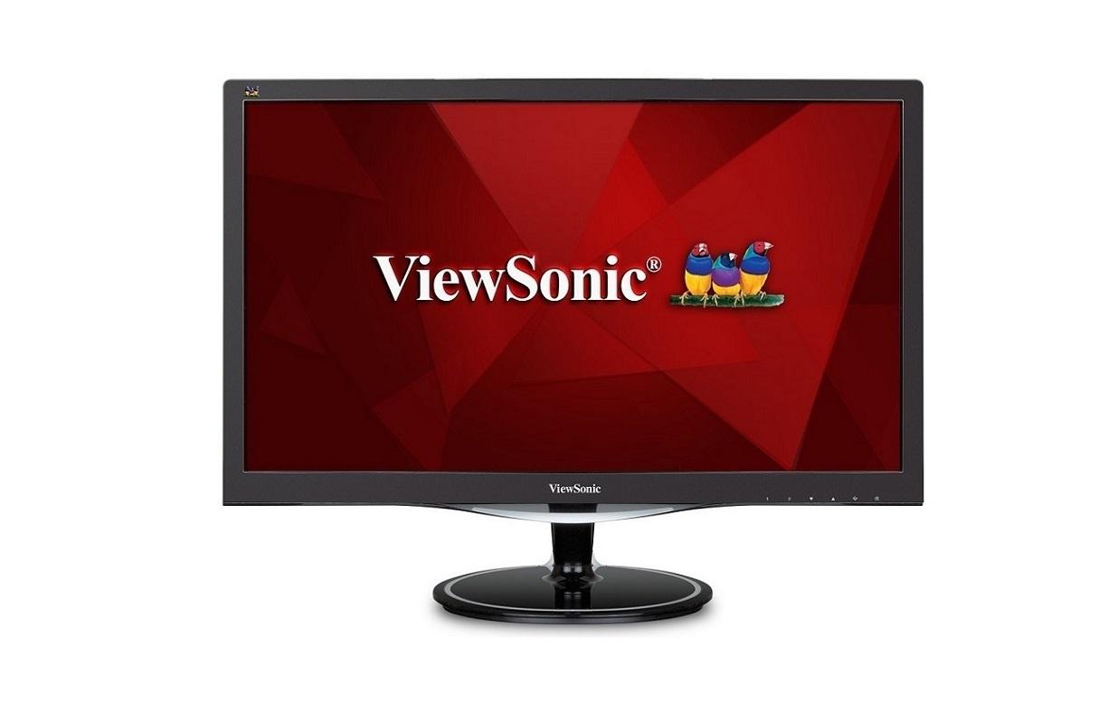 27 ViewSonic FullHD 1080p 1920x1080 VGA DisplayPort HDMI Audio LED LCD Monitor VX2757-MHD