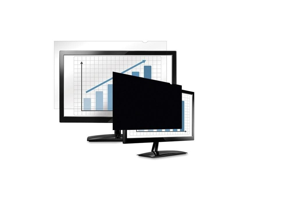 Fellowes 4816901 Privascreen Blackout Privacy Filter 23.8 Wide Monitor 4816901