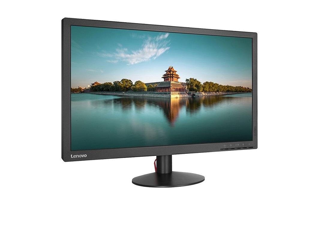 21.5 Lenovo ThinkVision T2224d FullHD 1920x1080 VGA DisplayPort LED Backlit LCD Monitor 61B1JAR1US