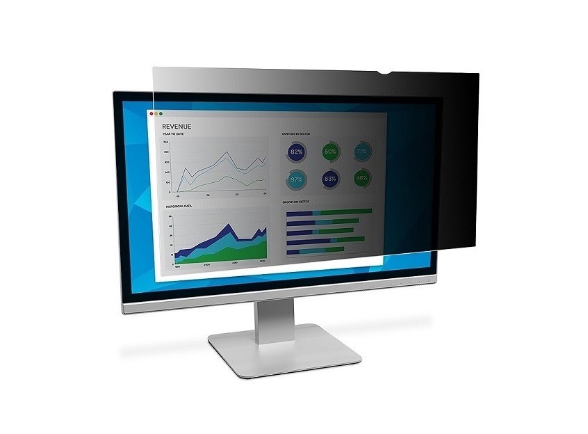 3M Privacy Filter For WideScreen Desktop LCD Monitor 28 PF280W1B
