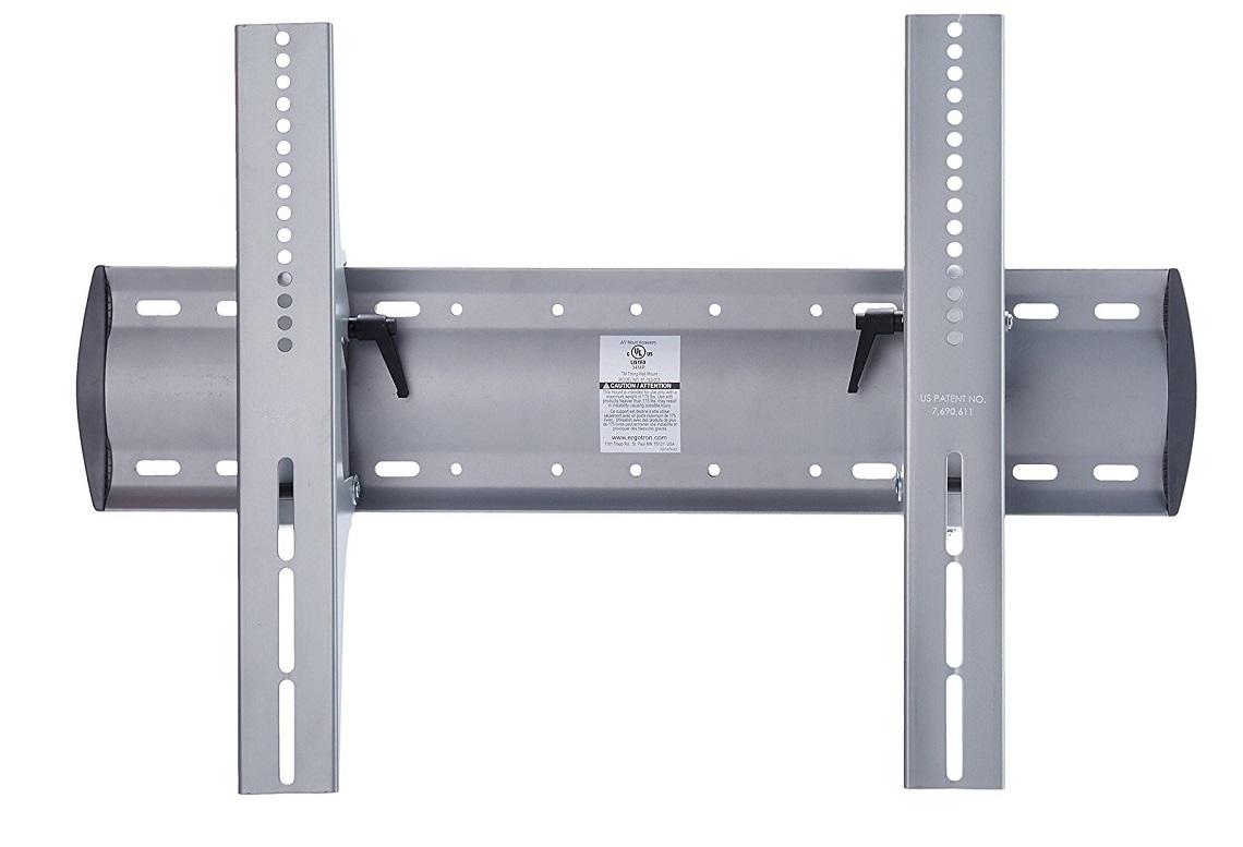 Ergotron TM Tilting Wall Mount Up To 175 LBS To 90 TV Mount 61-143-003