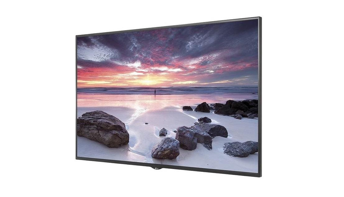 55 LG UH5C Series UHD 3840x2160 HDMI DP DVI USB 3.0 RJ45 LED LCD Monitor 55UH5C-B Unused