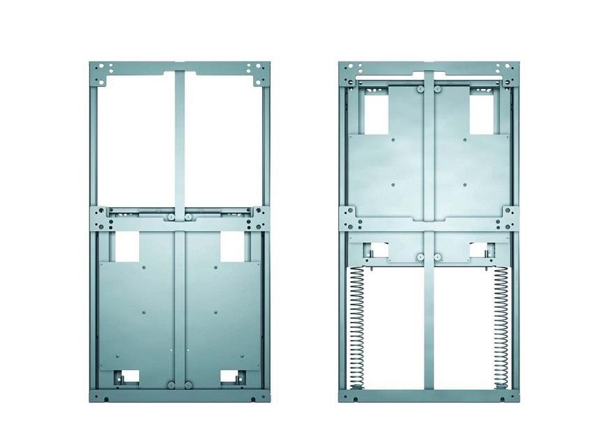 Avteq Dynamiq 400 Wall Mount For 480A02 Single 55 or 70 Cisco Spark Boards AVT-BB400-70H BB400-70