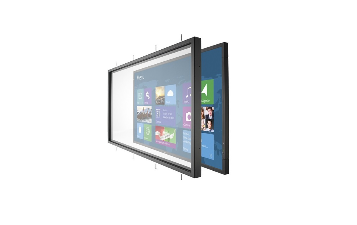 Infrared Multi-Touch Overlay Accessory For the V463 large-screen Display OL-V463