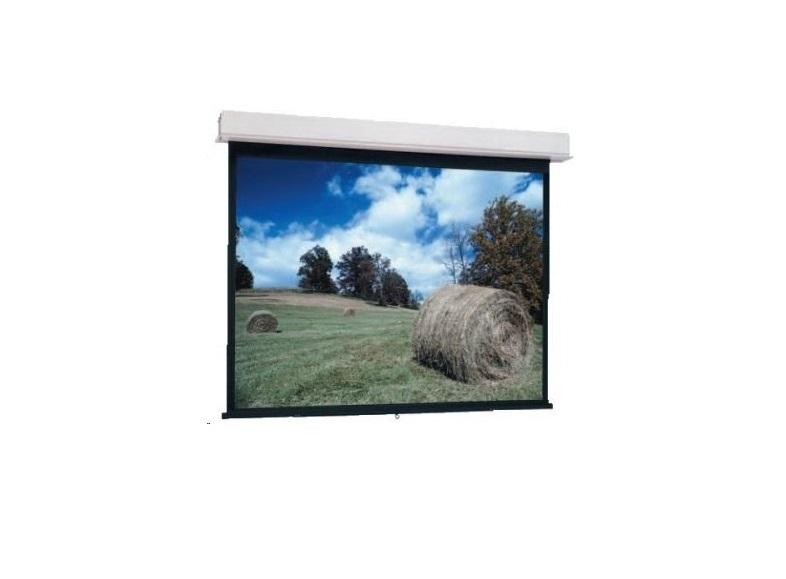 Da-Lite Advantage Manual With Csr Wide Format Projection Screen 109 70284B