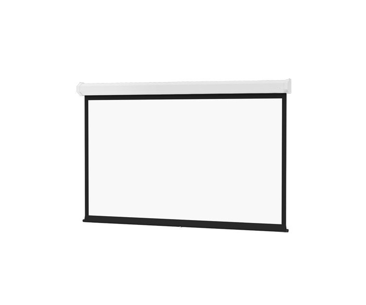 Da-Lite Model C 123 Diagonal 104x65 Projection Screen Black 20907