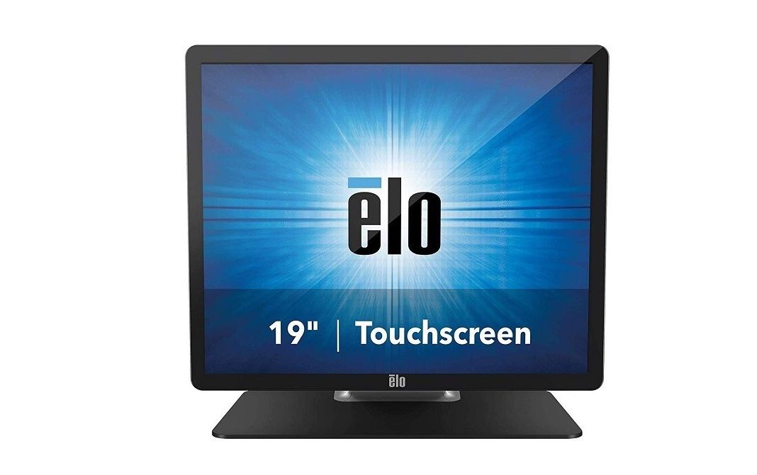 19 ELO 1902L 1280x1024 VGA HDMI USB LCD TouchScreen Monitor Black E351388