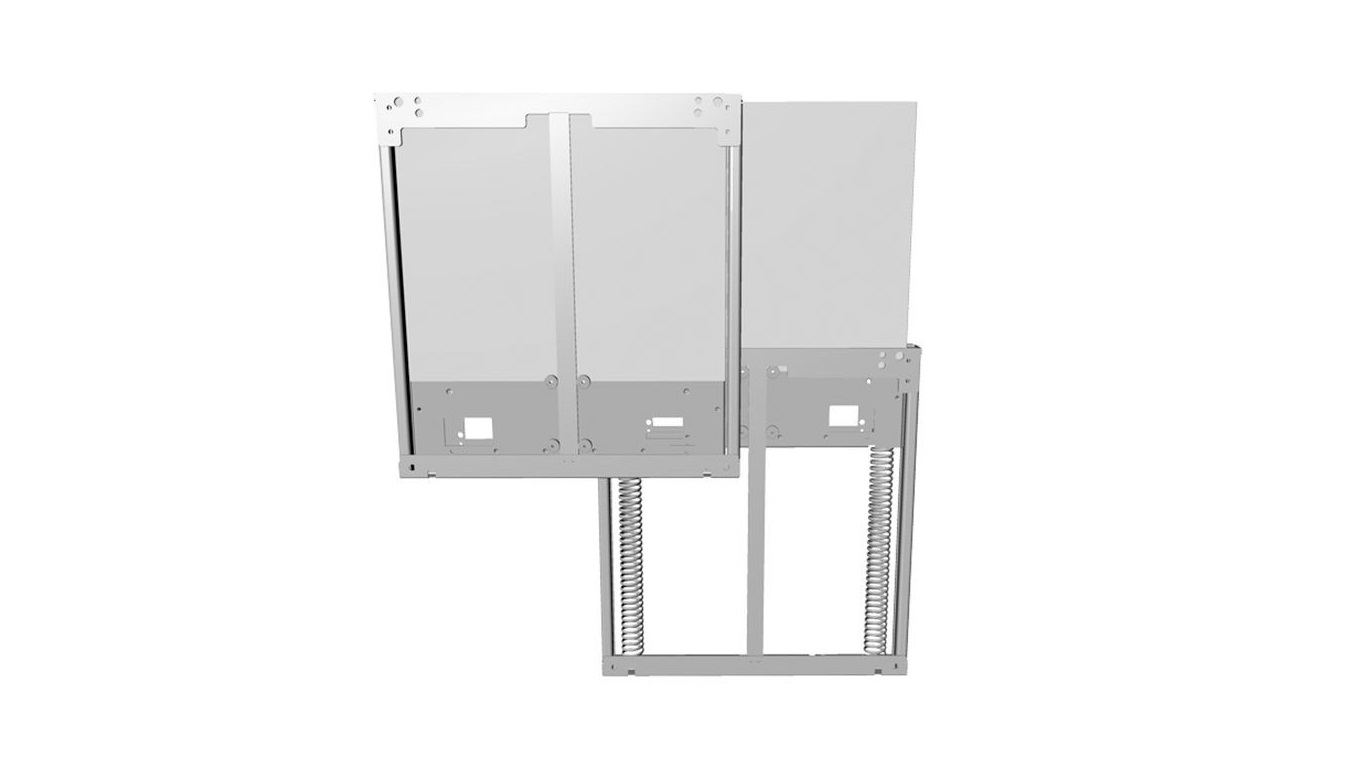 Infocus Vertical Lift Display Wall Mount INA-MNTBB138
