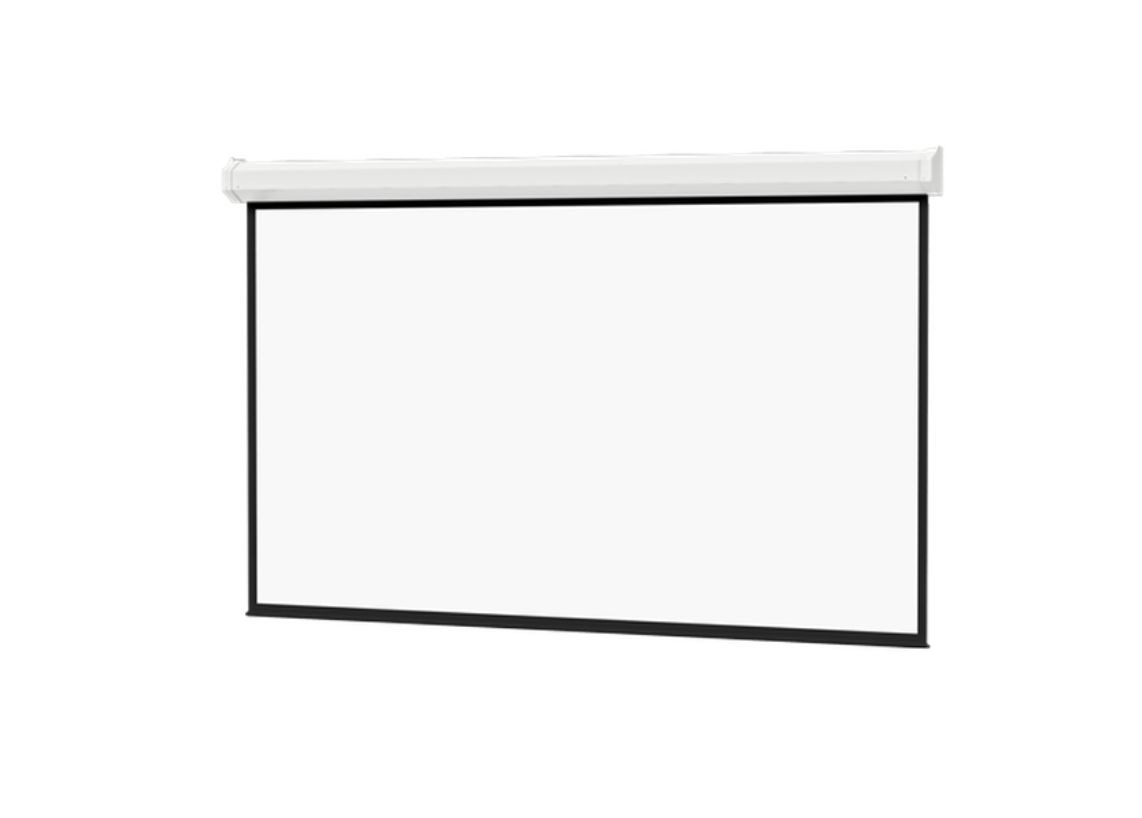 133 Da-Lite 79018L Cosmopolitan Electrol Motorized Projection Screen 79018L
