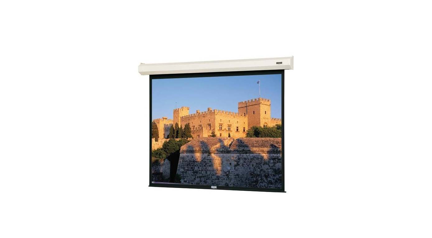 94 Da-Lite 34456L Cosmo Electrol 50 X 80 Motorized Screen 120V