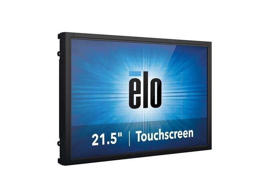 21.5 ELO Open-Frame 2294L FullHD 1080p 1920x1080 USB VGA DisplayPort HDMI Serial TouchScreen E327914 LED LCD Black Monitor