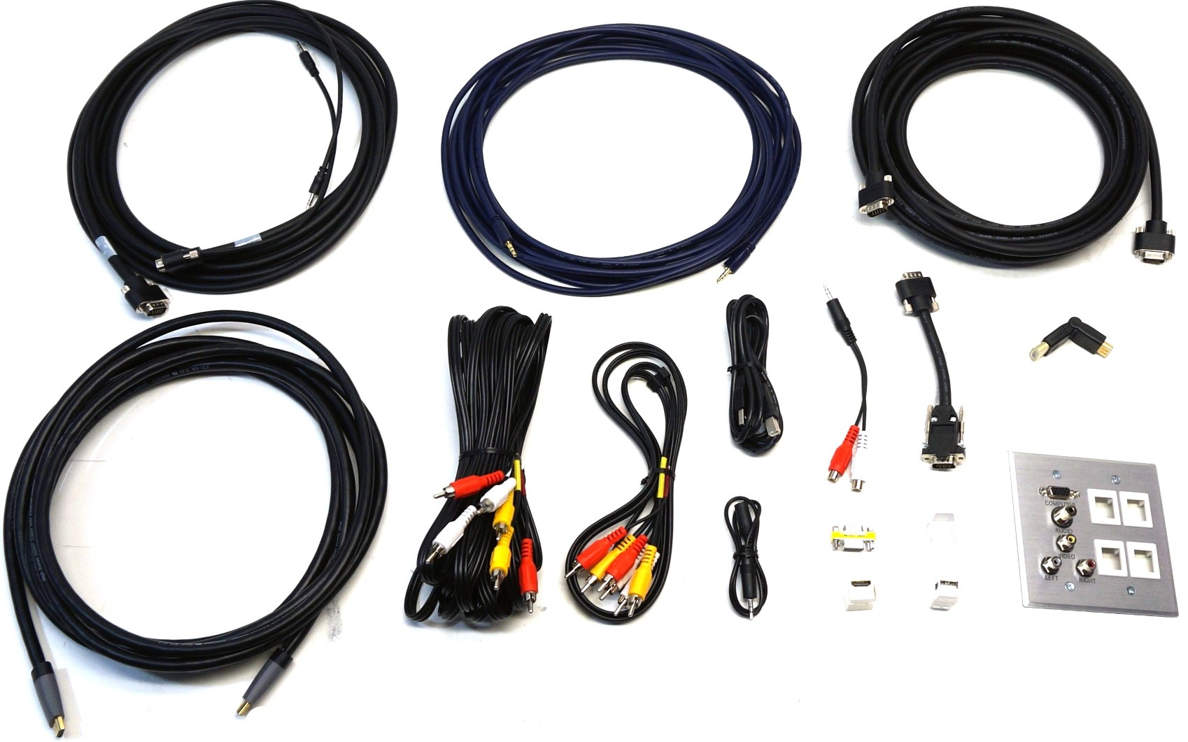 C2G 7055808 Brightlink 485WI Cable Kit